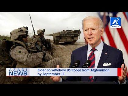 Rohingya World News | 15 April 2021 – Azadi TV