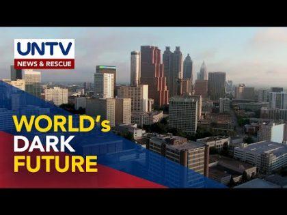 US intelligence report shows the world's dark future