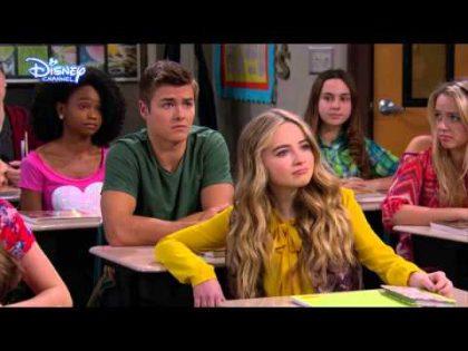 Girl Meets World | Class News | Official Disney Channel UK