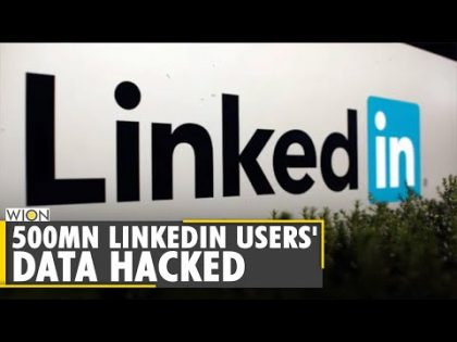 500 Million LinkedIn users' data leaked online | Latest English News | World News | WION