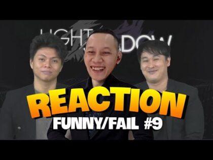 TRUNG REACTION | Fun/Fail VCS Mùa Xuân 2021 Tuần 9