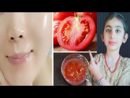 Tomato skin whitening cream.@Amna g health and beauty tips.@Seema jaitly.@Sachin Tech .@Asad Ali TV