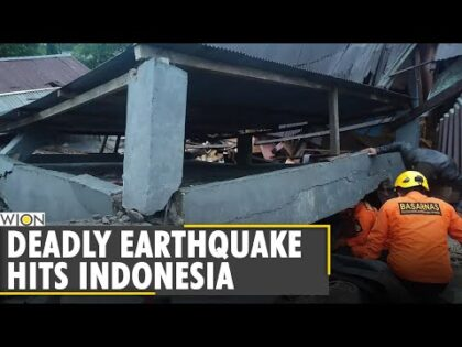 Indonesia: Earthquake kills at least 35, injures hundreds | World News | WION News