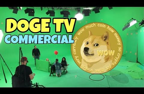 HUGE Dogecoin National TV Commercial Coming!!!