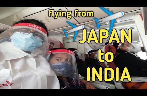 Journey from JAPAN to HYDERABAD | Travel vlog | Japan Telugu vlogs.
