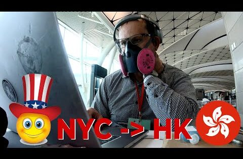 Moving to Hong Kong – Pandemic Travel VLOG