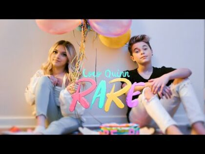 Selena Gomez – Rare (Cover by Coco Quinn ft. Gavin Magnus)