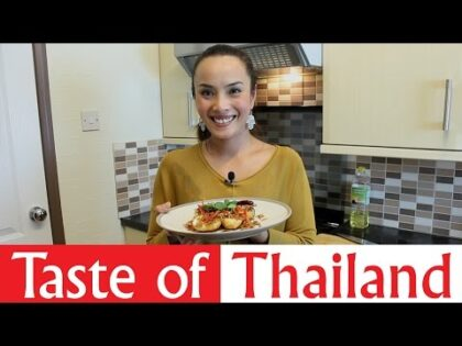 Son In Law Eggs Thai Food Recipe – ไข่ลูกเขย