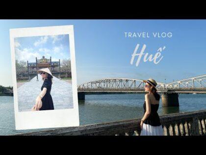 TRAVEL VLOG | Đi Huế cùng Mai 💜 | Mailovesbeauty