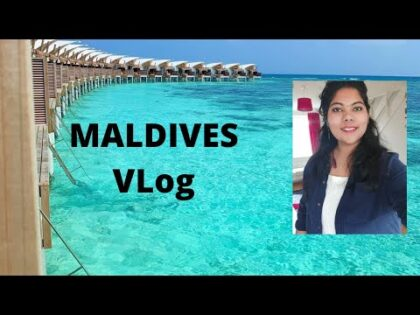 Maldives – The Ultimate Paradise I Travel VLog