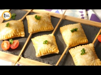 Cheese Samosa Pops Recipe By Food Fusion (Ramzan Special)