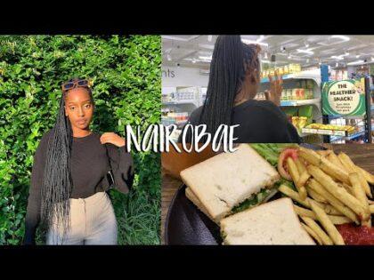 24 Hours in Nairobi | Travel Vlog | cheymuv