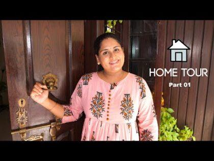 ഞങ്ങളുടെ വീട് 🏠  | Home Tour Vlog | Dimple Rose