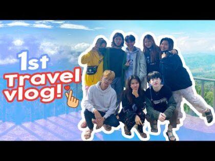 1st Travel Vlog ft. Burr Squad (LET'S GO) 😎