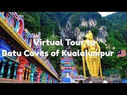 Malaysia 🇲🇾 Travel Vlog: Visit to Batu Caves of Kualalumpur #BatuCaves