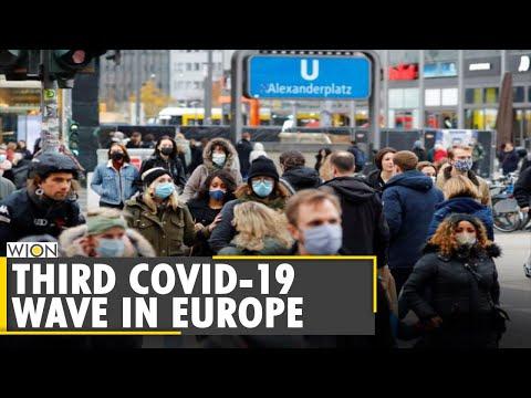 Third wave of COVID-19 infections sweeping across Europe | Coronavirus Update | Latest English News