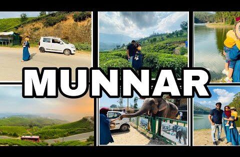 Munnar | travel vlog part 4 @ummu_zara
