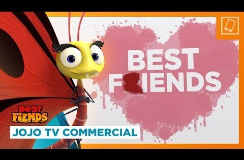 Official Best Fiends JoJo TV Commercial!