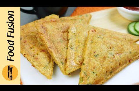 Chicken Sandwich in Sandwich Maker Recipe By Food Fusion