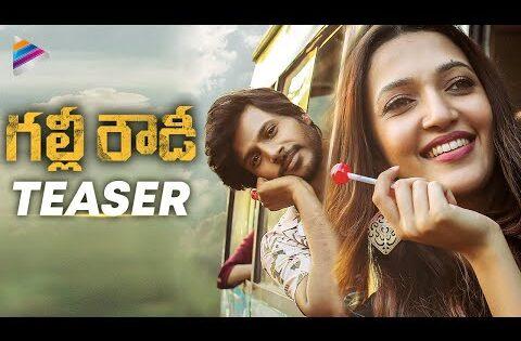 Gully Rowdy Movie Teaser | Sundeep Kishan | Neha Shetty | Bobby Simha | Latest Telugu Teasers 2021