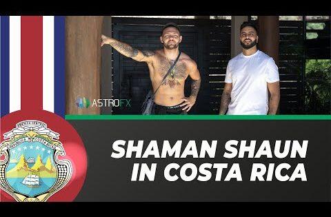 Finding Shaman Shaun of Forex in Costa Rica – AstroFX Travel Vlog