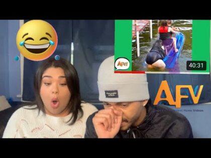 AMERICA FUNNIEST VIDEO AFV😂(Reaction Video)