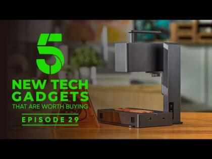 ASTONISHING NEW TECH PRODUCTS THAT ARE JUST ⚡ ⚡ ⚡ | LATEST COOL GADGETS (2021).
