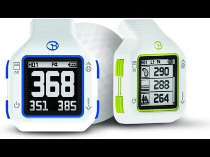 GolfBuddy CT2 Golf GPS Rangefinder – 2020 Golf Gadget ||Amazon Gadgets Plus||