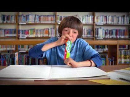 Go-Gurt TV Commercial – Bookmark