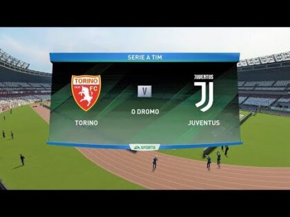 TORINA Vs. JUVENTUS    ITALIAN SERIE A , 2018- 19     FULLGAMEPLAY # PS4 # {FIFA 19 }