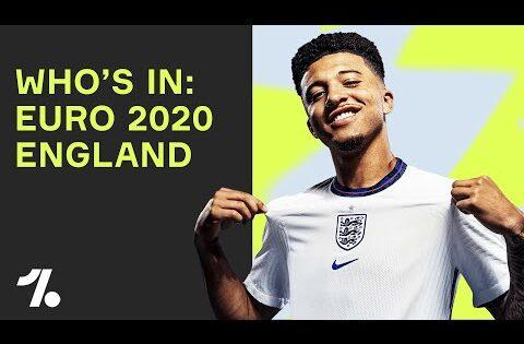 NO RASHFORD! Predicting England's Euro 2020 XI