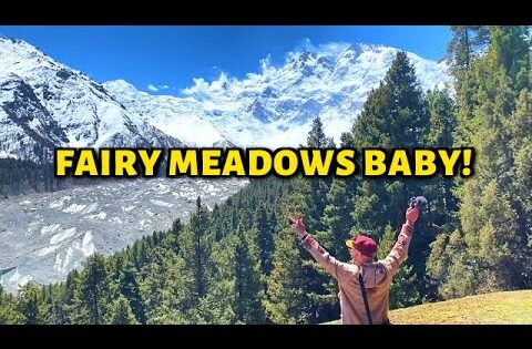 🇵🇰 DREAM DESTINATION: Fairy Meadows (What to expect!) – PAKISTAN TRAVEL VLOG