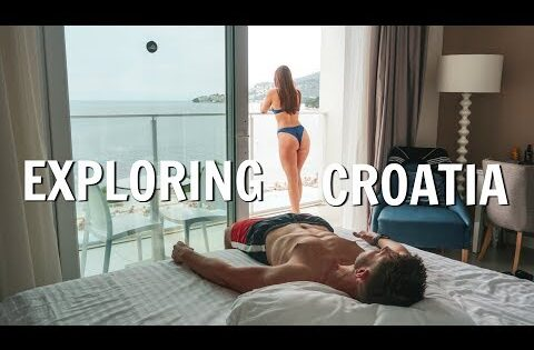 EXPLORING CROATIA | Travel Vlog (Split, Makarska, Hvar & Brac)