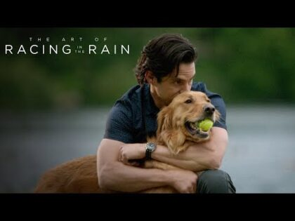 """The Art of Racing in the Rain 