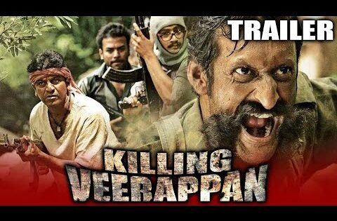 Killing Veerappan 2021 Official Trailer Hindi Dubbed | Shiva Rajkumar, Rahaao, Yagna Shetty