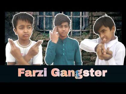 Farzi Gangster funny video