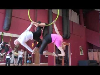 Aerial Arts & Dancing – Health Beauty Life The Show