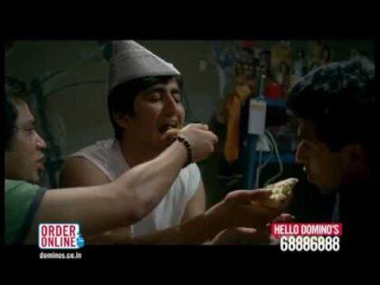 Domino's Yeh Hai Rishton ka Time: Brand TV commercial