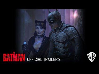DC's THE BATMAN (2022) Official Trailer 2   Warner Bros. UK