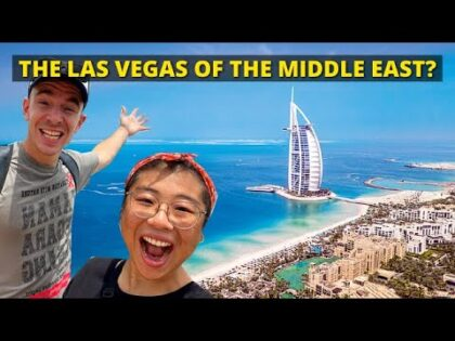 First Impressions of Dubai (FIRST TIME travelling to Dubai during the pandemic) – DUBAI TRAVEL VLOG