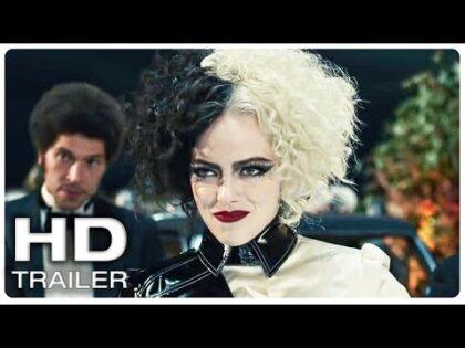 """CRUELLA """"Estella"""" Trailer (NEW 2021) Emma Stone, Disney Movie HD"""
