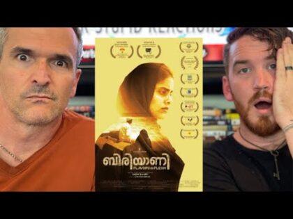 Biriyaani Malayalam Movie Trailer REACTION!!   Kani Kusruti   Sajin Baabu