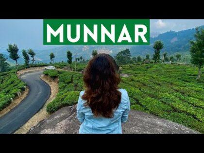 Munnar Kerala | Travel Vlog