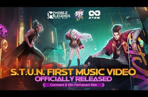 Together – S.T.U.N. Music Video | 515 Eparty | Mobile Legends: Bang Bang