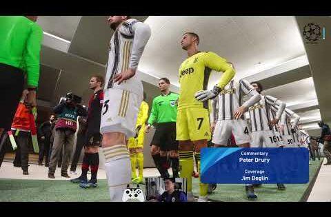 PES 2021- CR7 Skill – Juventus vs Genoa | | Serie A TIM | PES TOULKORK