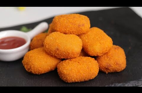 Chicken Nuggets Recipe | Easy Chicken Nuggets Recipe by BD Food World | How To Make Chicken Nuggets