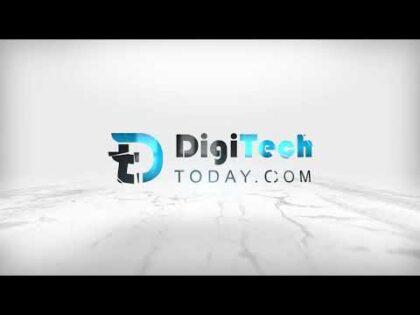 Digi Tech Today Logo Intro | Latest Tech News | Mobile Unboxing | Comparison | Gadget Reviews
