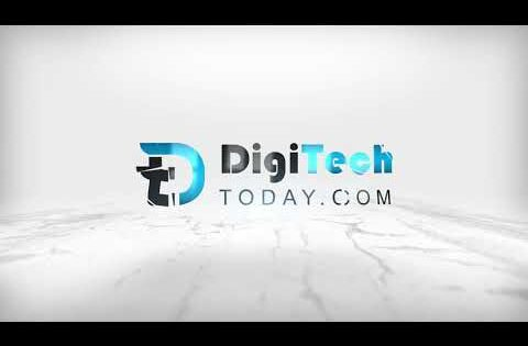 Digi Tech Today Logo Intro   Latest Tech News   Mobile Unboxing   Comparison   Gadget Reviews