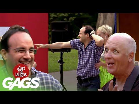 Best of Dancing Pranks | Just For Laughs Compilation