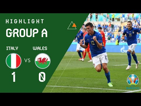 Italy vs Wales 1-0 Hіghlіghts – UEFA EURO 2021